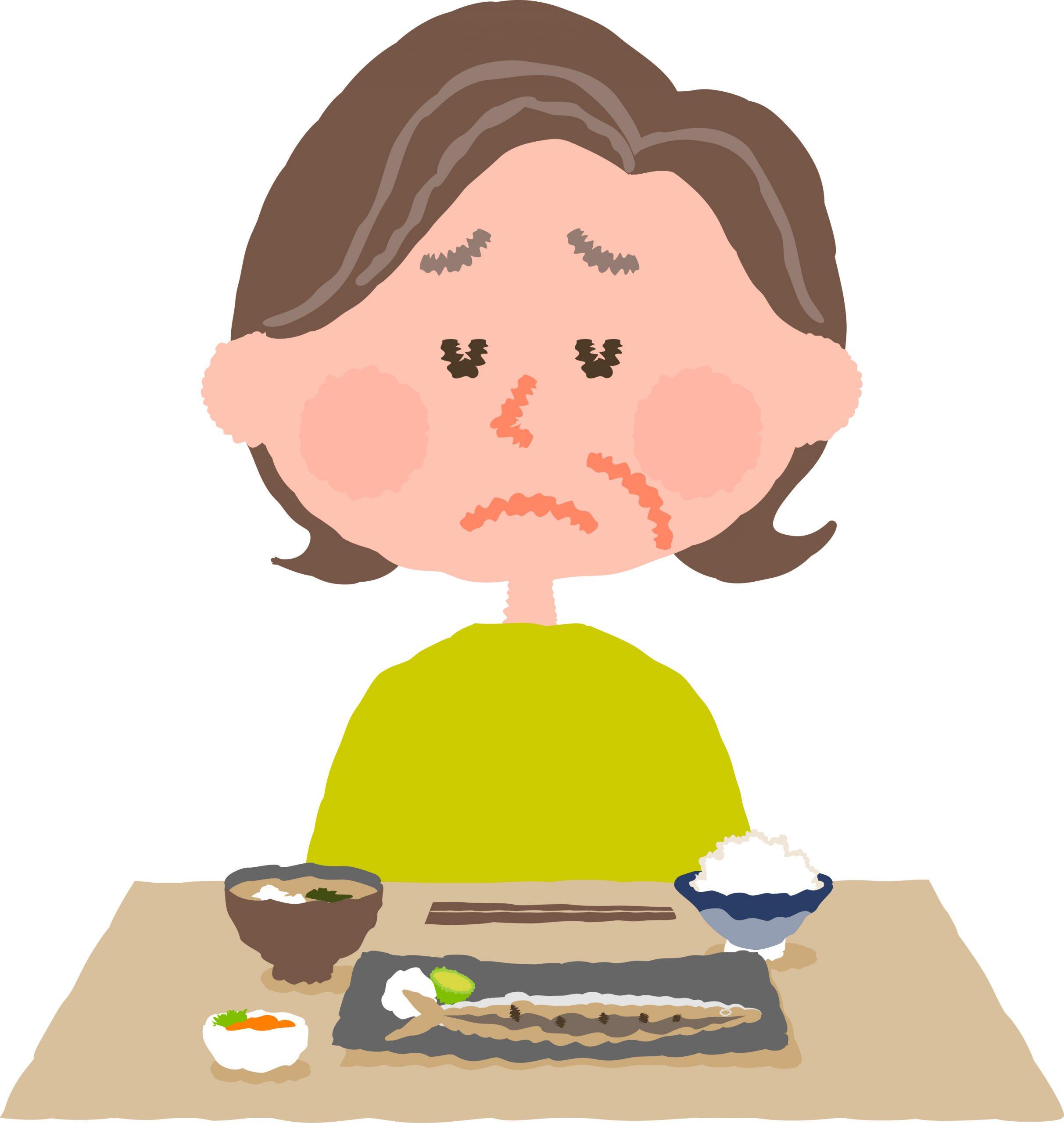 お役立ちコラム「高齢者の低栄養の対応策」